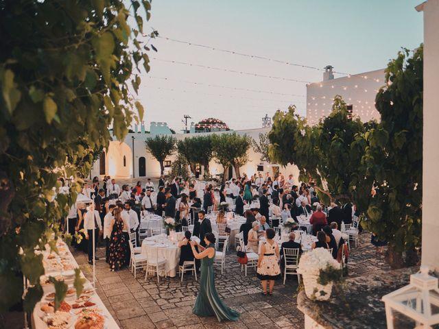 Il matrimonio di Luca e Giulia a Ostuni, Brindisi 93