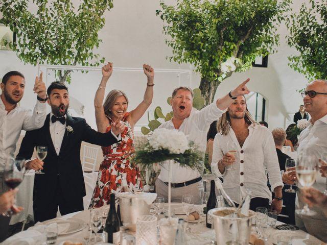 Il matrimonio di Luca e Giulia a Ostuni, Brindisi 100