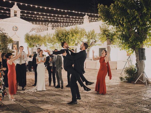 Il matrimonio di Luca e Giulia a Ostuni, Brindisi 103