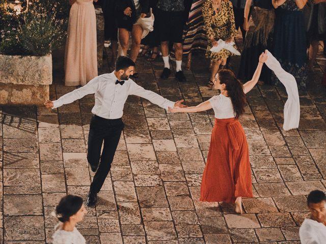 Il matrimonio di Luca e Giulia a Ostuni, Brindisi 111