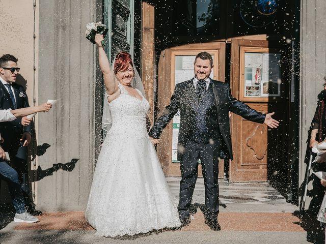 Il matrimonio di Juri e Gea a Pisa, Pisa 13