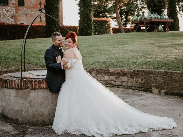 Il matrimonio di Juri e Gea a Pisa, Pisa 17