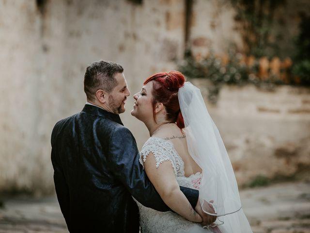 Le nozze di Gea e Juri