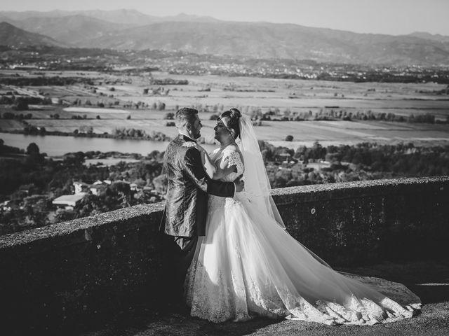 Il matrimonio di Juri e Gea a Pisa, Pisa 34