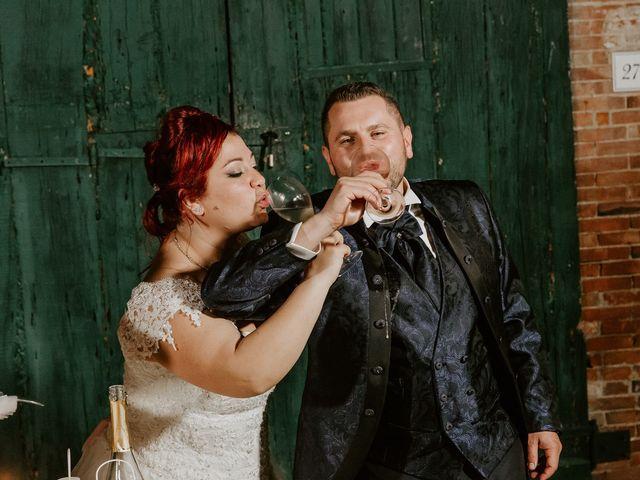 Il matrimonio di Juri e Gea a Pisa, Pisa 41