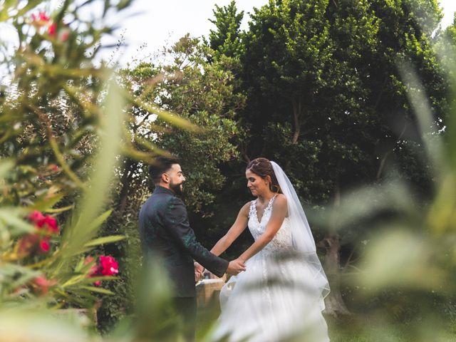 Il matrimonio di Stefano e Sara a Decimomannu, Cagliari 36