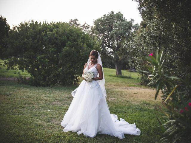 Il matrimonio di Stefano e Sara a Decimomannu, Cagliari 45