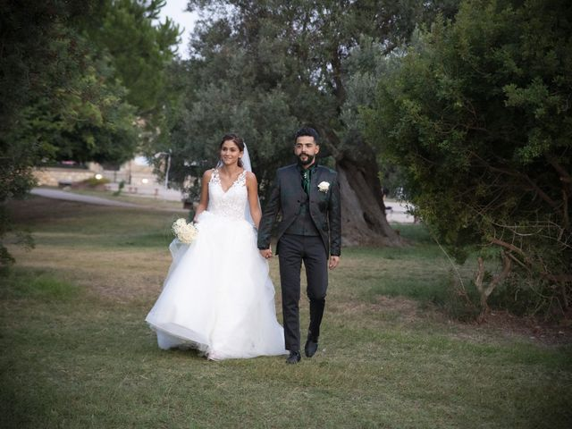 Il matrimonio di Stefano e Sara a Decimomannu, Cagliari 47
