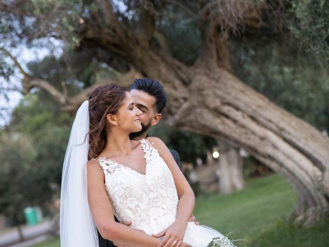 Il matrimonio di Stefano e Sara a Decimomannu, Cagliari 54