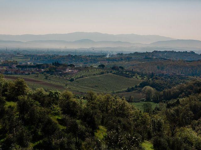 Il matrimonio di Virginia e Massimo a Carmignano, Prato 2