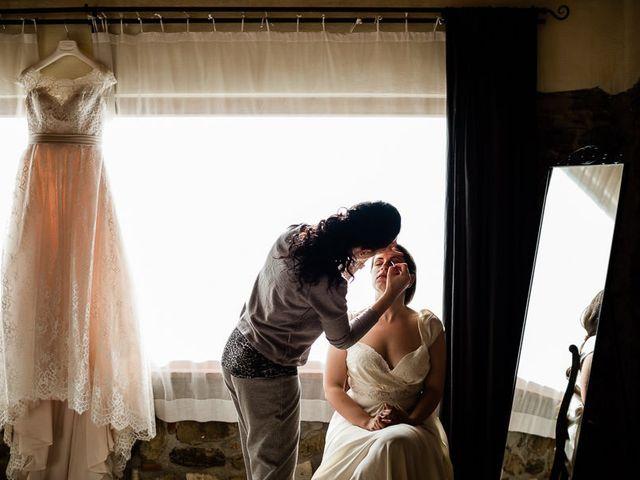 Il matrimonio di Virginia e Massimo a Carmignano, Prato 5