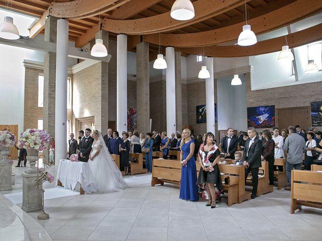 Il matrimonio di Alessandro e Michela a Grottammare, Ascoli Piceno 25
