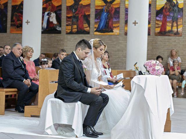 Il matrimonio di Alessandro e Michela a Grottammare, Ascoli Piceno 28