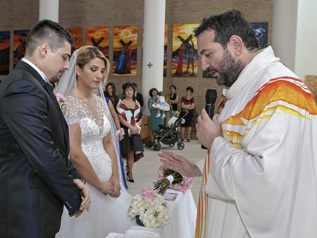 Il matrimonio di Alessandro e Michela a Grottammare, Ascoli Piceno 31