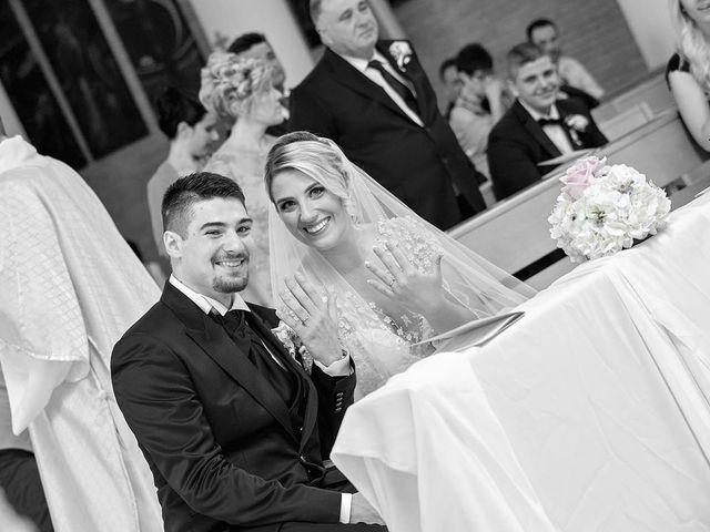Il matrimonio di Alessandro e Michela a Grottammare, Ascoli Piceno 37