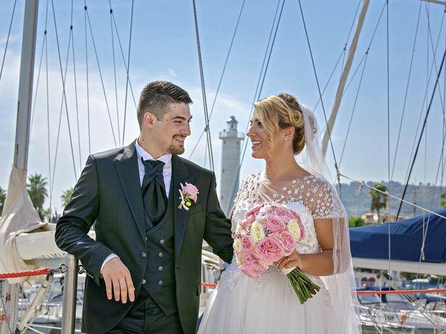 Il matrimonio di Alessandro e Michela a Grottammare, Ascoli Piceno 44