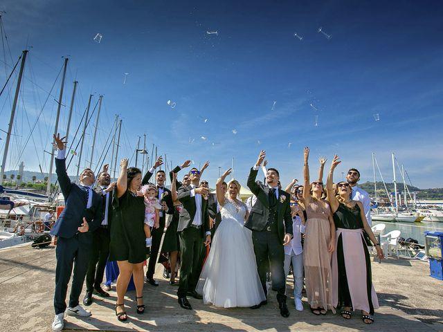 Il matrimonio di Alessandro e Michela a Grottammare, Ascoli Piceno 51