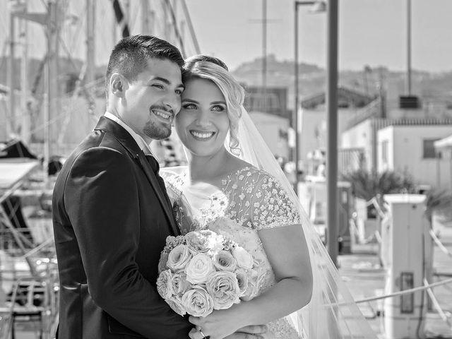 Il matrimonio di Alessandro e Michela a Grottammare, Ascoli Piceno 53