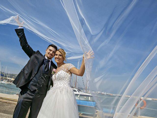 Il matrimonio di Alessandro e Michela a Grottammare, Ascoli Piceno 54