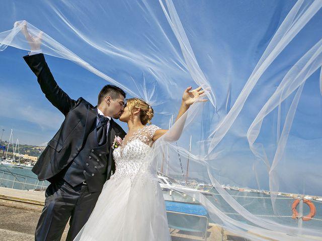 Il matrimonio di Alessandro e Michela a Grottammare, Ascoli Piceno 55