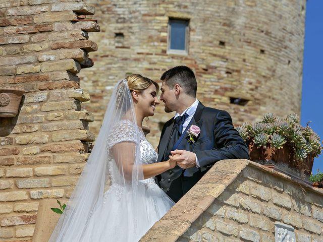 Il matrimonio di Alessandro e Michela a Grottammare, Ascoli Piceno 56