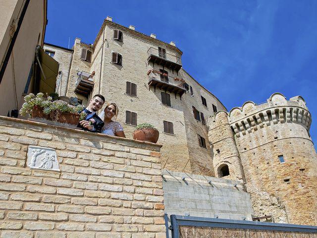 Il matrimonio di Alessandro e Michela a Grottammare, Ascoli Piceno 57