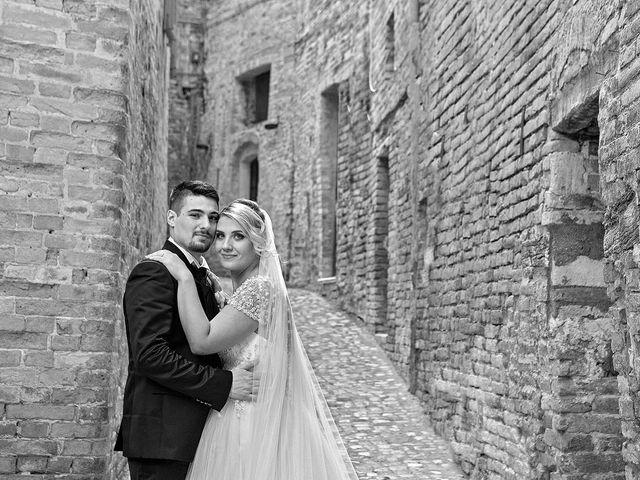 Il matrimonio di Alessandro e Michela a Grottammare, Ascoli Piceno 58