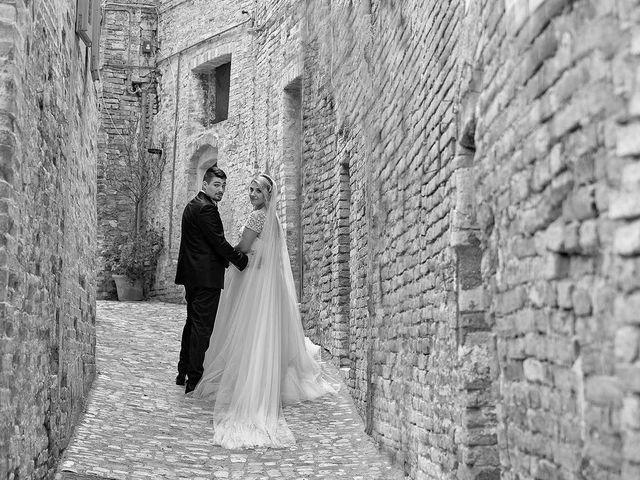 Il matrimonio di Alessandro e Michela a Grottammare, Ascoli Piceno 59