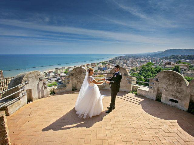 Il matrimonio di Alessandro e Michela a Grottammare, Ascoli Piceno 61