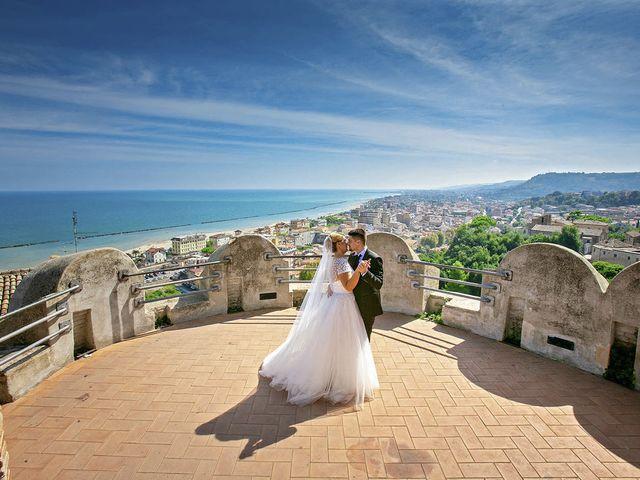 Il matrimonio di Alessandro e Michela a Grottammare, Ascoli Piceno 1