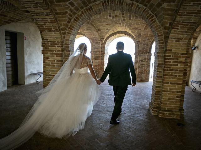 Il matrimonio di Alessandro e Michela a Grottammare, Ascoli Piceno 63