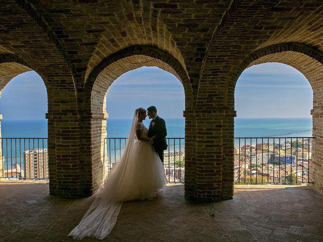 Il matrimonio di Alessandro e Michela a Grottammare, Ascoli Piceno 64