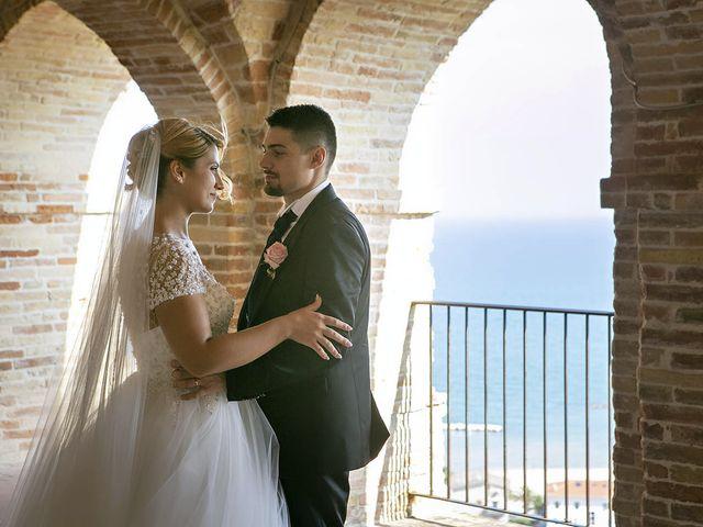 Il matrimonio di Alessandro e Michela a Grottammare, Ascoli Piceno 65