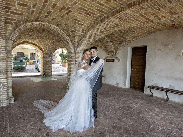 Il matrimonio di Alessandro e Michela a Grottammare, Ascoli Piceno 67