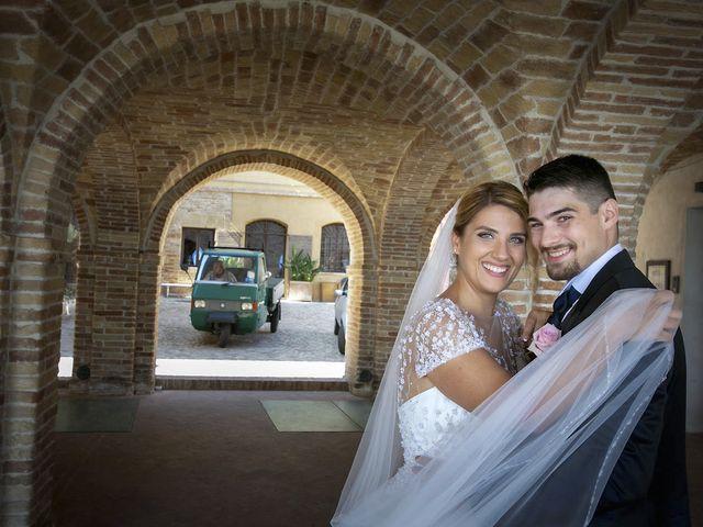 Il matrimonio di Alessandro e Michela a Grottammare, Ascoli Piceno 68