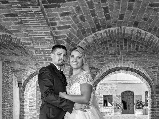 Il matrimonio di Alessandro e Michela a Grottammare, Ascoli Piceno 71