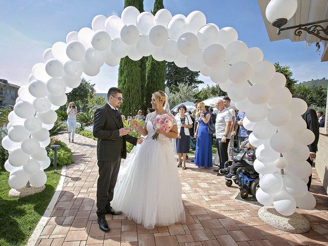 Il matrimonio di Alessandro e Michela a Grottammare, Ascoli Piceno 74