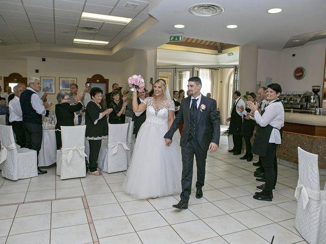 Il matrimonio di Alessandro e Michela a Grottammare, Ascoli Piceno 75
