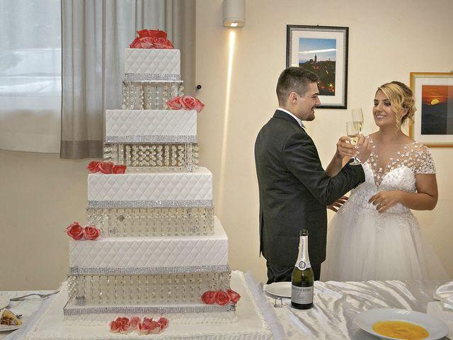 Il matrimonio di Alessandro e Michela a Grottammare, Ascoli Piceno 80