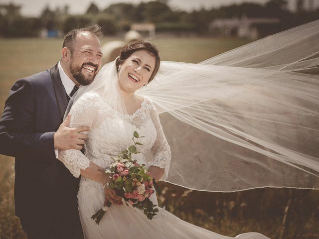 Il matrimonio di Marcello e Marianna a Valenzano, Bari 36