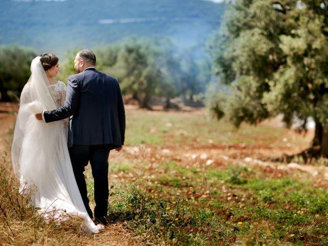 Il matrimonio di Marcello e Marianna a Valenzano, Bari 39