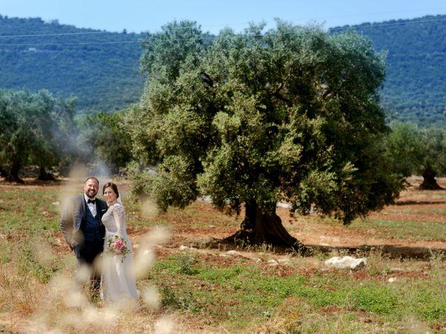 Il matrimonio di Marcello e Marianna a Valenzano, Bari 40