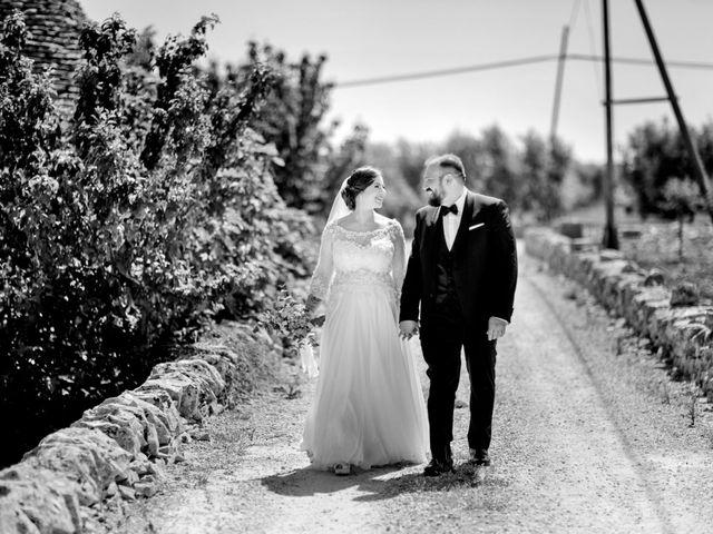 Il matrimonio di Marcello e Marianna a Valenzano, Bari 41