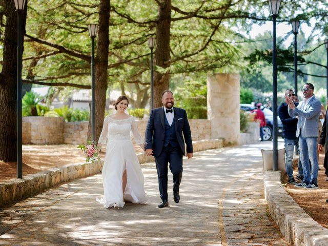 Il matrimonio di Marcello e Marianna a Valenzano, Bari 43