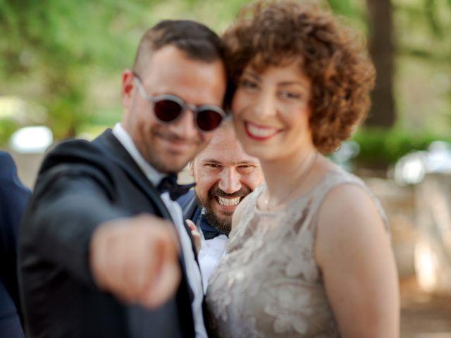 Il matrimonio di Marcello e Marianna a Valenzano, Bari 44