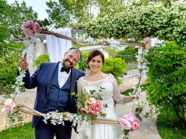 Il matrimonio di Marcello e Marianna a Valenzano, Bari 47