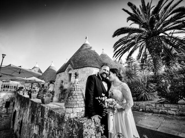 Il matrimonio di Marcello e Marianna a Valenzano, Bari 49