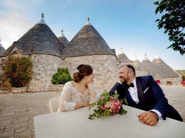 Il matrimonio di Marcello e Marianna a Valenzano, Bari 51