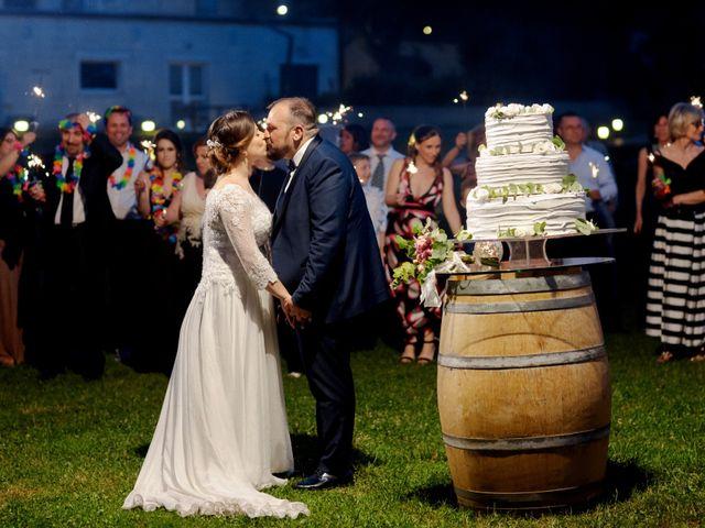 Il matrimonio di Marcello e Marianna a Valenzano, Bari 53
