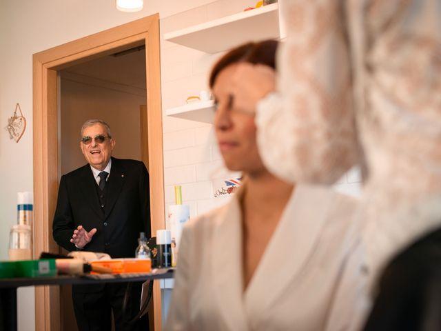 Il matrimonio di Doriano e Carolina a Roma, Roma 12